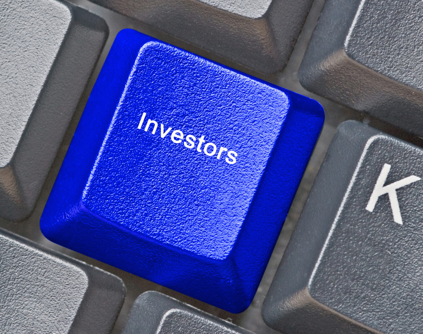 keyboard with Hot key for investors