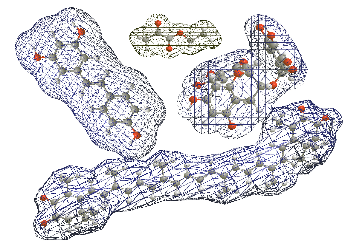 Nutraceutica structures